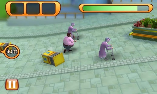 Run Fatty Run Screenshot 8