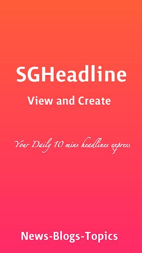 SGHeadline