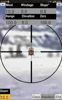 Screenshot of GunSim Ballistics - Free