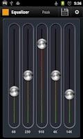 Screenshot of AnEq Equalizer Free