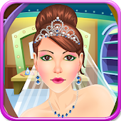 Wedding spa games for girls