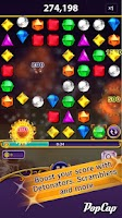 Screenshot of Bejeweled Blitz!