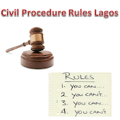 Civil Procedure Rules - Lagos