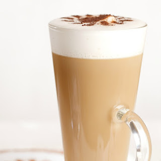 Sweet and Spicy Chai Latte.