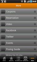 Screenshot of YourLook