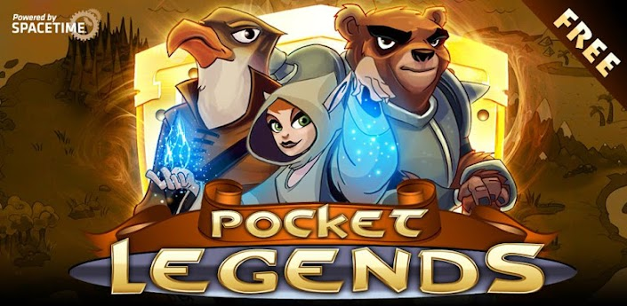 Android  Download Mediafire Full Pocket Legends APK v2.0.0.6 Free
