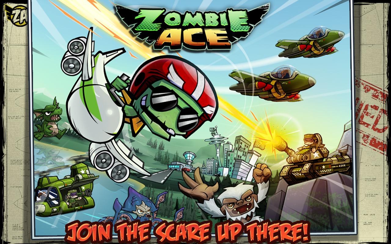 Zombie Ace - screenshot