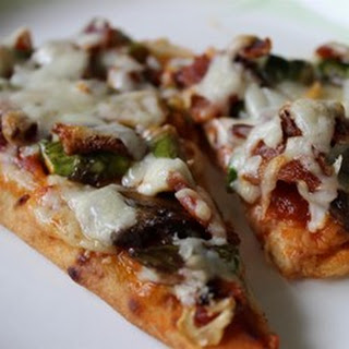 Rustic Flatbread Pizza