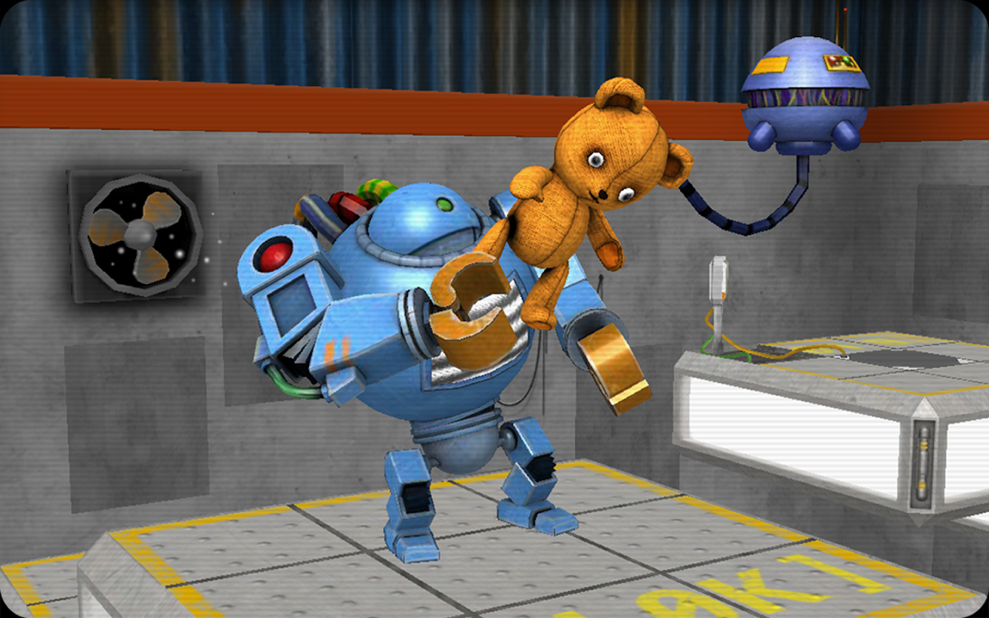 Robo & Bobo - screenshot