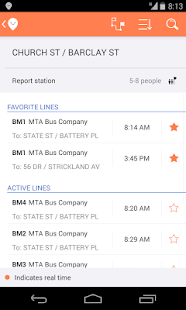 Moovit: Real-Time Transit Info - screenshot thumbnail