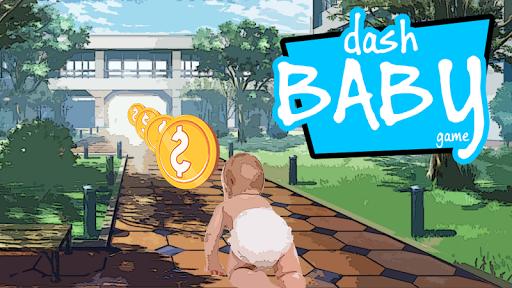 婴儿短跑游戏