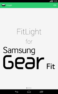 FitLight Gear Fit flashlight