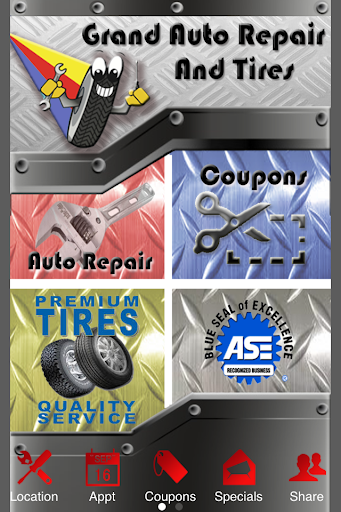 Grand Auto Repair and Tire