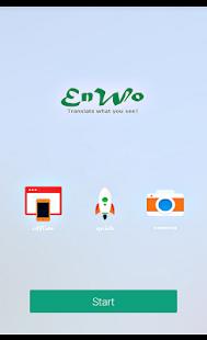 EnWo - English cam translator