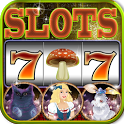 Alice in Magic World Slots icon