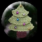 Crochet Tree and Wreath