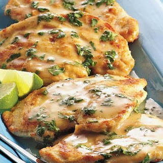 Southwestern Chicken Scaloppine.