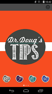 Dr. Doug's Tips- screenshot thumbnail