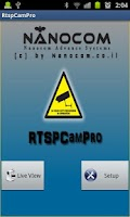 Screenshot of RtspCamPro