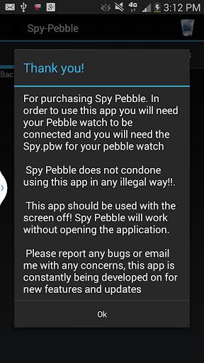 玩免費媒體與影片APP|下載Spy Pebble app不用錢|硬是要APP