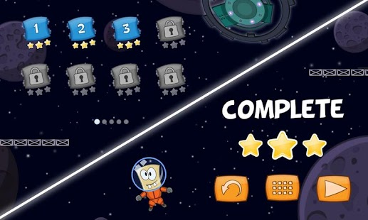 Space Puzzle - screenshot thumbnail