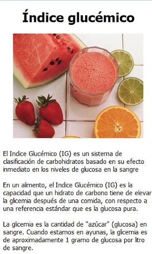 Nutrición y Carbohidratos