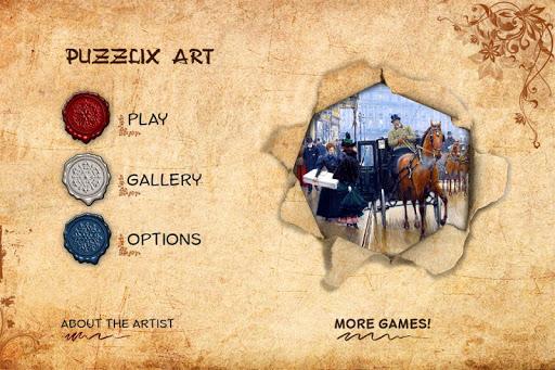 Puzzle Puzzlix: Beraud