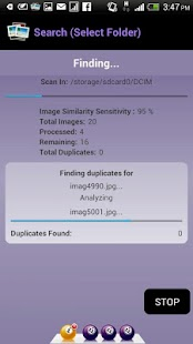 Duplicate Image Finder Screenshot