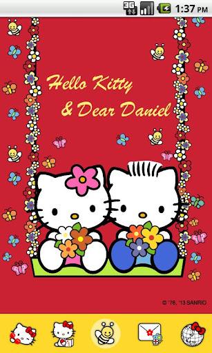 Hello Kitty Daniel Theme