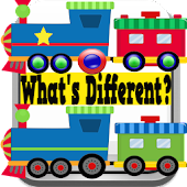 Train Toddler What's Different
