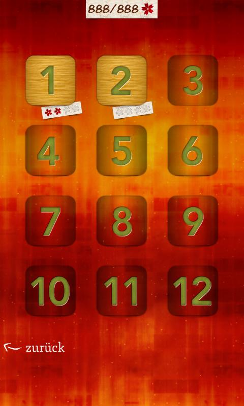 Word Puzzle Holiday- screenshot