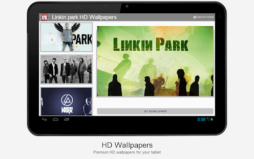 Linkin park HD wallpapers - screenshot thumbnail