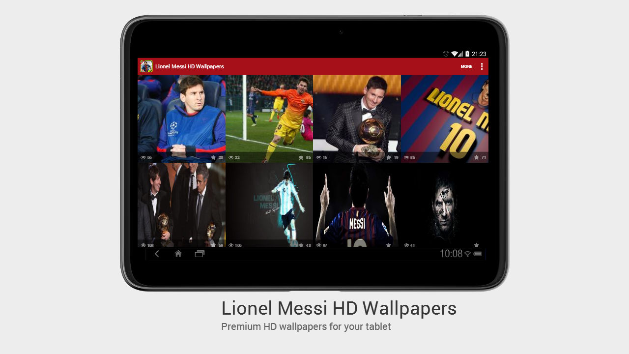 Lionel Messi HD Wallpapers - Android Apps on Google Play