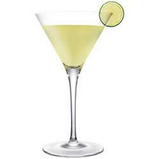 Cuervo Platino Pear Martini