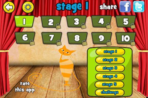 BASS CAT- screenshot