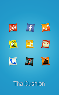Tha Cushion - Icon Pack - screenshot thumbnail