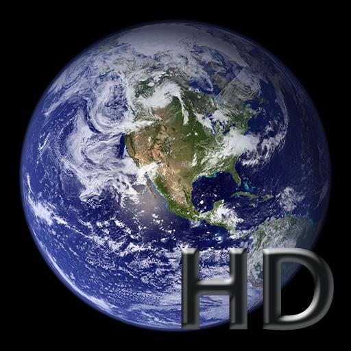 Earth Live Wallpaper HD
