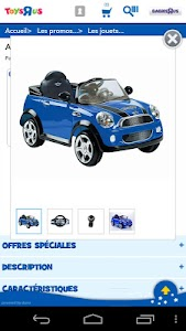 "Toys""R""Us France screenshot 4"