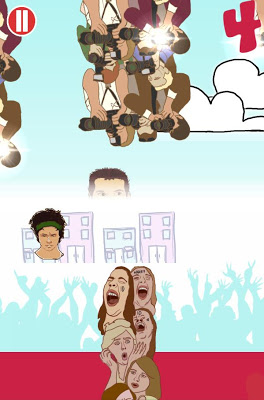 One Flappy Direction - screenshot