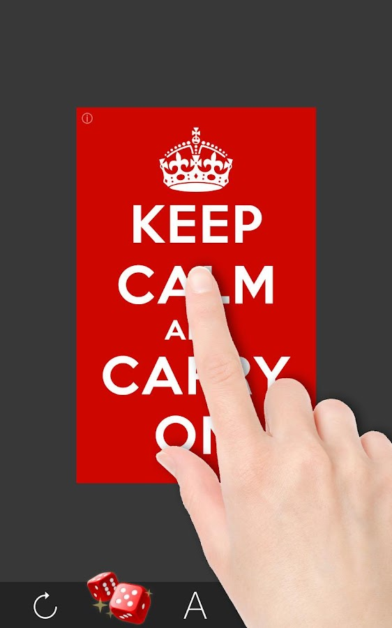 Keep Calm And ____?- screenshot