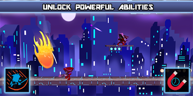 Cube Samurai: RUN- screenshot thumbnail