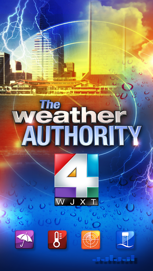 WJXT - The Weather Authority- screenshot