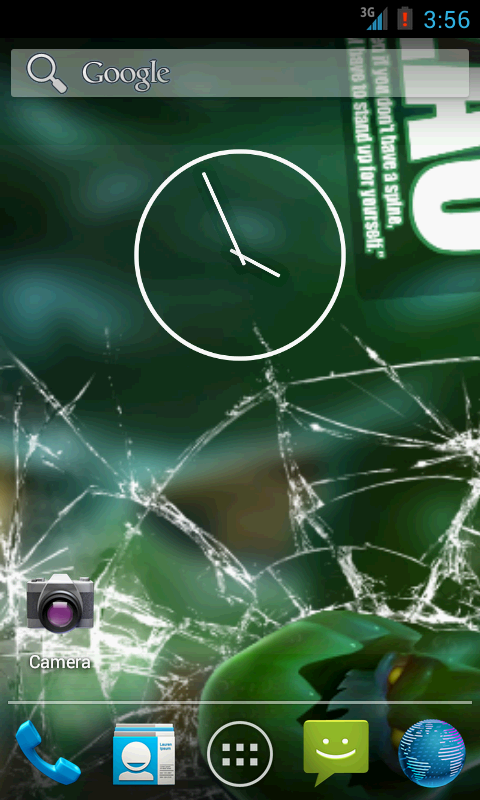 Crack Screen - screenshot