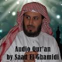 Audio Quran by Saad El Ghamidi icon