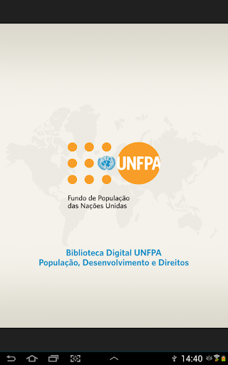 Publicações UNFPA