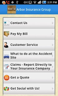 Arbor Insurance Group- screenshot thumbnail