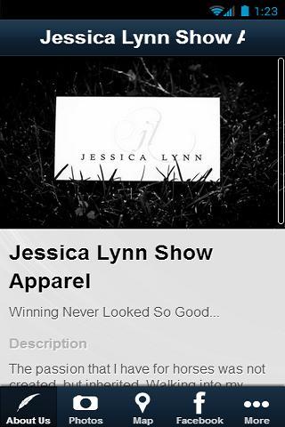 Jessica Lynn Show Apparel