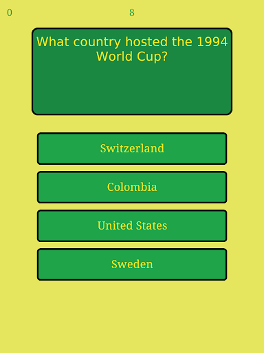 【免費益智App】Trivia for World Cup 2014 Quiz-APP點子