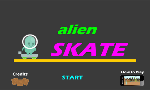 Alien Skates