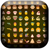 Download Full Emoji Smart Android Keyboard 1.12 APK